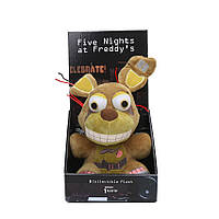 Мягкая игрушка Five Nights at Freddys (Fnaf) - медведь Freddys 25 см.