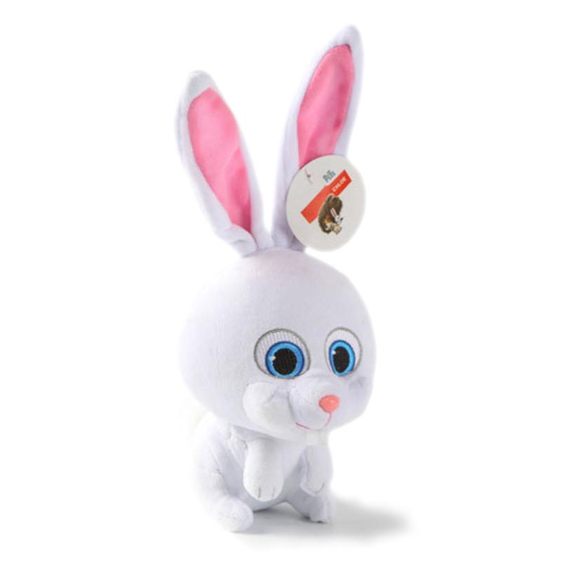 """Мягкая игрушка """"Тайная жизнь домашних животных"""" - кролик Снежок, 30 см"""