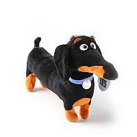 """Мягкая игрушка """"Тайная жизнь домашних животных"""" - Такса Бадди 30 см"""
