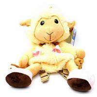 """Мягкая игрушка """"Рюкзак - овечка""""  В171"""