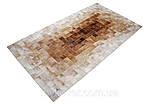 Светлые ковры с рыжим цетром серединой на подкладке, фото 4