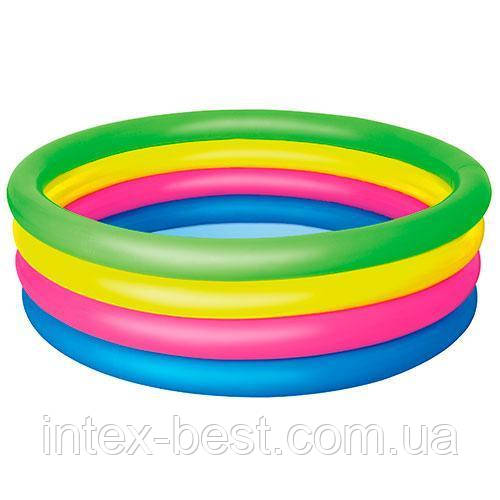 Детский надувной бассейн Bestway (51117) 157-46 см
