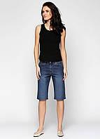 Шорты джинсовые женские синего цвета Miss
