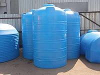 Пластиковая емкость для воды 2000 литров
