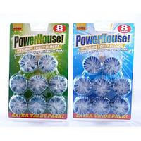 Таблетки в бачок Power House 6 шт