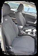 Чехлы на сиденья Elegant Renault Logan MCV  7мест цельный  с 09-13г