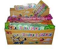 Жевательная конфета Зефир с соком 30 шт (Китай)