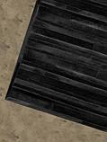 Килими в квартиру чорний колір купити чорну шкуру, фото 2