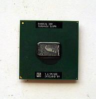 255 Intel Celeron M 380 1600 MHz SL8MN Socket mPGA478C Процессор для ноутбуков