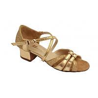 Обувь для девочек (Золото 4)