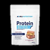 AllNutrition Protein Bites, 125 g Vanilla-hazelnut
