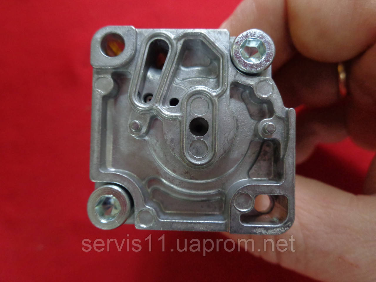 клапан инструкция газовый honeywell