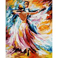 Картина по номерам Осенний вальс 40х50см от бренда Babylon