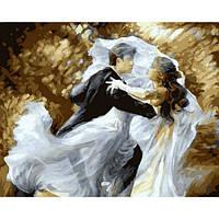 Картина по номерам Свадебный вальс 40х50см от бренда Babylon