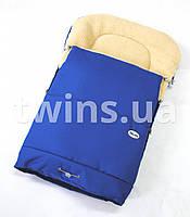 Конверт на санки Twins blue, фото 1