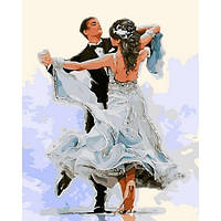 Картина по номерам Свадебный танец 40х50см от бренда Babylon