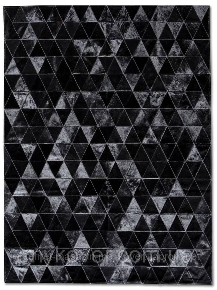Ковры из сшитых треугольников, современные ковры, тонкие ковры