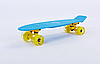 PENNY BOARD LED  FISH 22in (СИНИЙ) СО СВЕТЯЩИМИСЯ КОЛЕСАМИ
