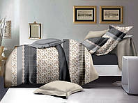 Полуторный комплект постельного белья из сатина 100%хлопок