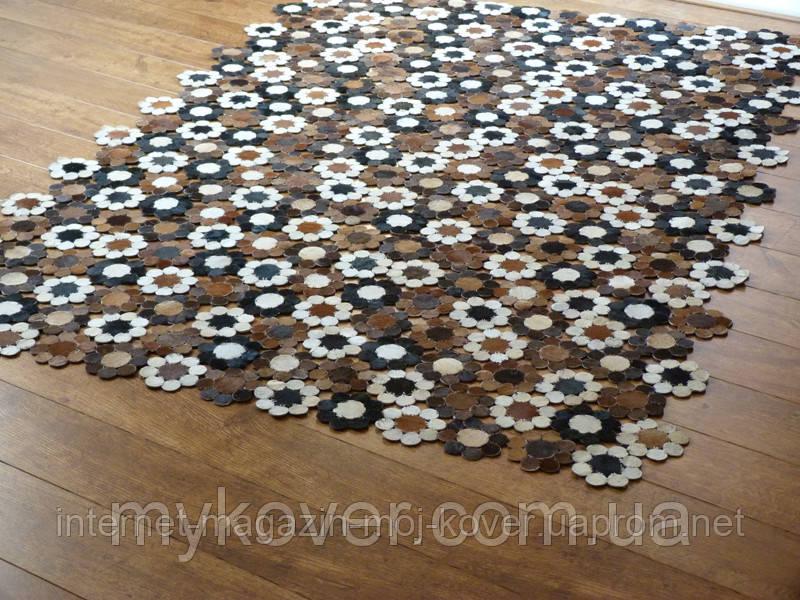 Елітний дизайнерський килим ручної роботи