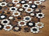 Елітний дизайнерський килим ручної роботи, фото 2