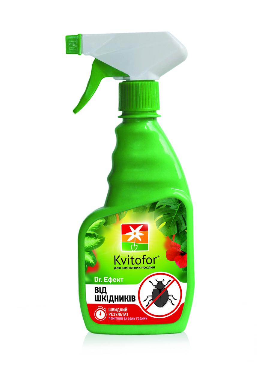 """Др. """"Эфект"""" 300 мл - удобрение и инсекто-акарицидная добавка для уничтожения широкого спектра вредителей"""