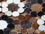 Елітний дизайнерський килим ручної роботи, фото 4