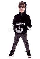 Толстовка детская велюровая Manan