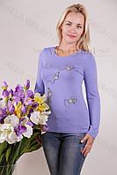 Блуза-туника трикотажная 429-осн700-148 норма оптом от производителя Украина