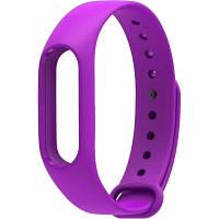 Ремінець до фітнес-браслету Xiaomi miband 2 Purple