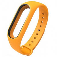 Ремінець до фітнес-браслету Xiaomi miband 2 Orange