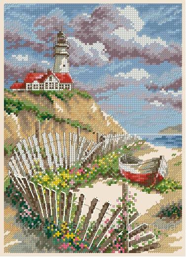 Набор для вышивания Dimensions 65021 Маяк Cliffside Beacon