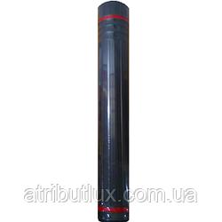 Тубус для чертежей D-10,5 (75-135) см. Черный.