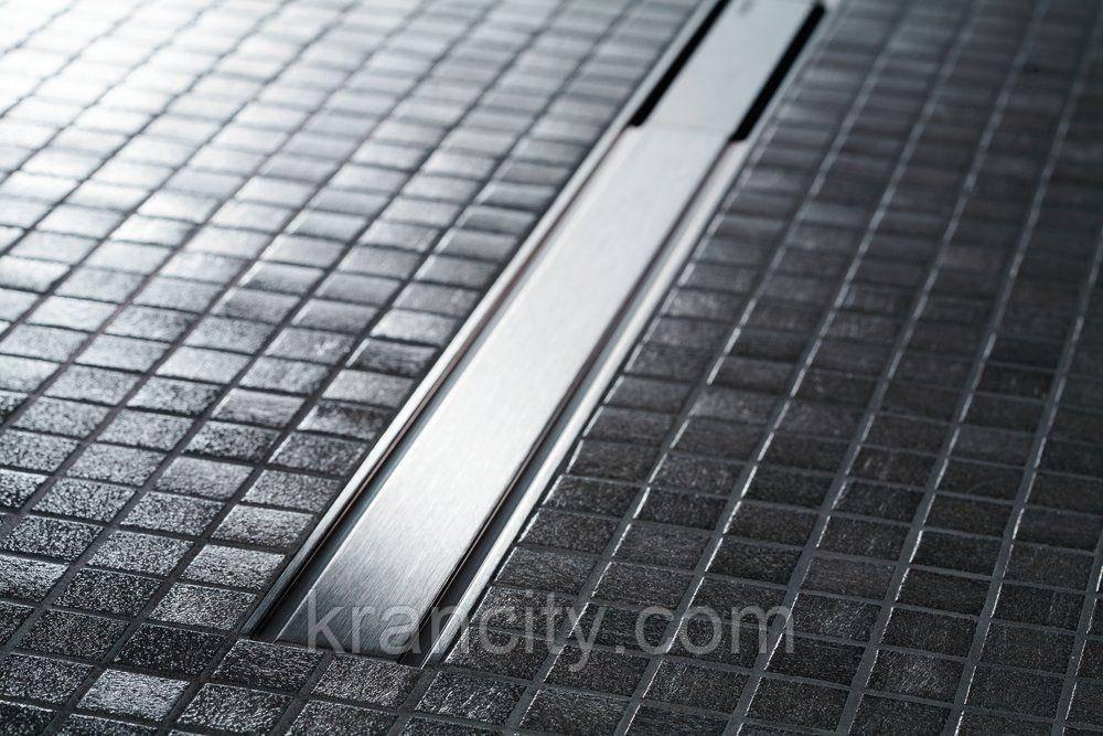 Дренажный канал (Накладная панель для лотка) GEBERIT CleanLine 60 154.459.00.1