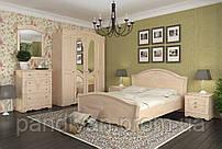 Спальня модульная Николь к-кт 4Д