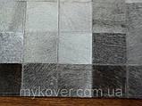 Ковры холодных оттенков, купить шкуру ковер в серых тонах, фото 4