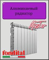 Алюминиевый радиатор Fondital Master S5 500х100