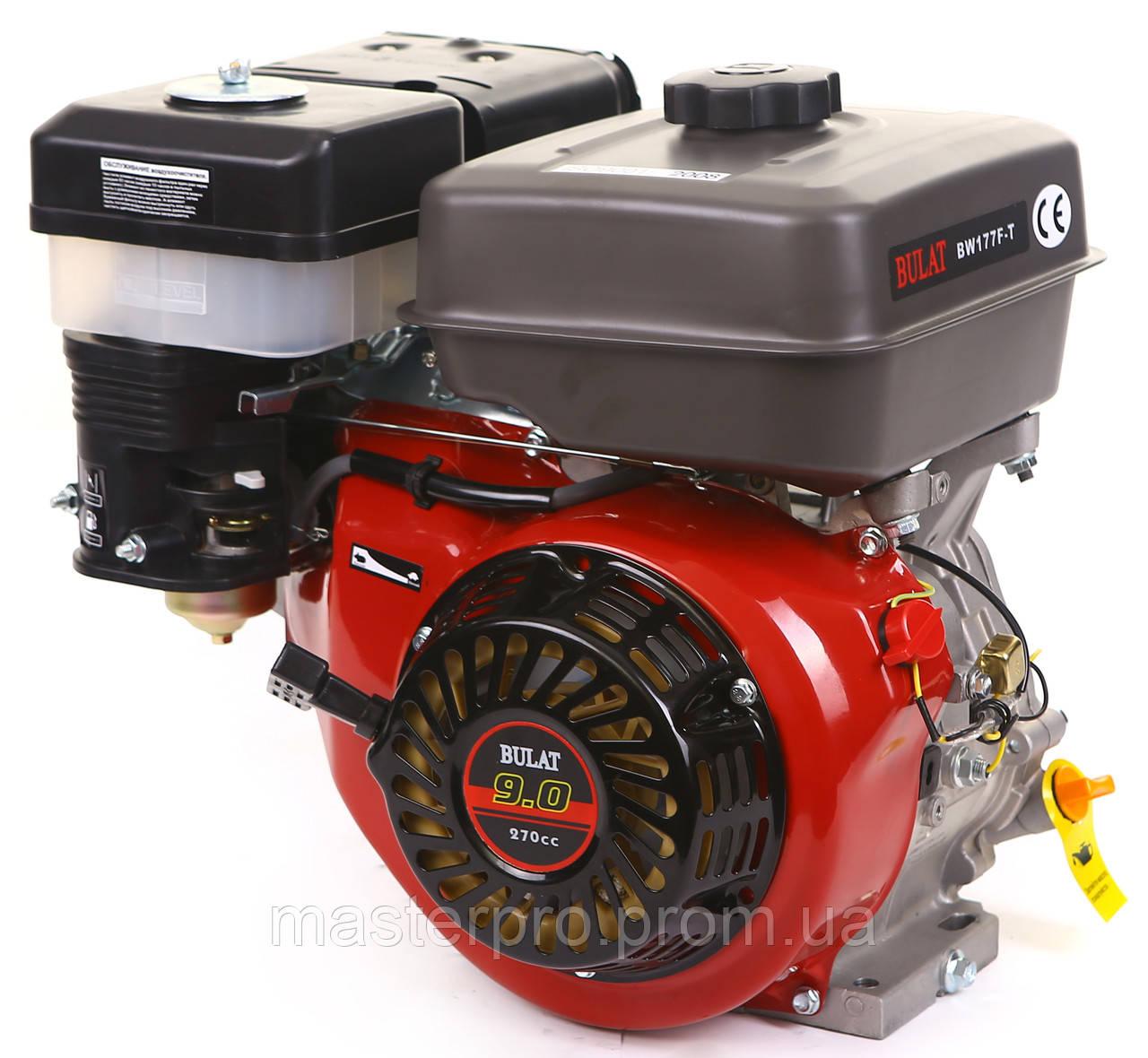 Двигатель бензиновый Bulat BW177F-T