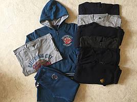 Утепленный спортивный костюм для мальчиков тройка S&D 8-16 лет