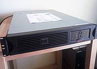 Бесперебойник бу APC Smart-UPS RM 3000VA 2U (SUA3000RMI2U) Гар. 3 мес.