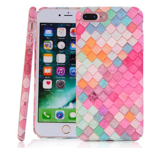 Чехол-бампер Primo Color Scales для  iPhone 7 Plus