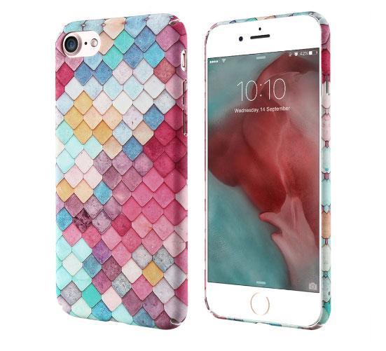 Чехол-бампер Primo Color Scales для  iPhone 7 / iPhone 8