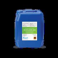 Промывочный кислотный реагент ECOCLEAN 203 ECOCL203XX original
