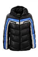 Куртки утепленные для мальчиков оптом Glo-story 134/140-170 см. № BMA-2740