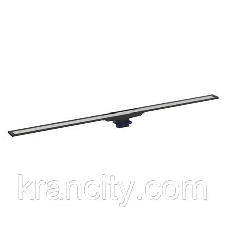 Дренажный канал GEBERIT CleanLine20, L30-90см, полированный/матовый металл 154.450.KS.1