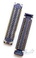 (Коннектор) Aksline Разъем дисплея Xiaomi Mi5 (NL-099) 40 pin