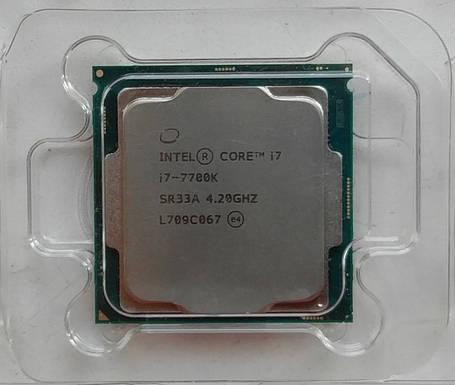 Процессор Intel Core i7-7700K (BX80677I77700K), фото 2