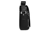 Мужская кожаная сумка. Модель 61294, фото 6