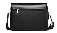 Мужская кожаная сумка. Модель 61294, фото 5