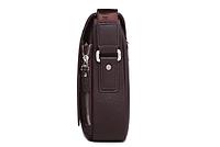 Мужская кожаная сумка. Модель 61294, фото 10